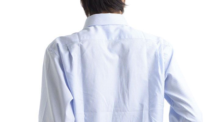 わき汗を気にしなくて済むワイシャツ