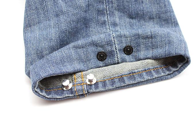 ズボンの裾上げ、どうしていますか。