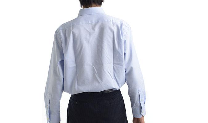 ワイシャツの汗染みの目立つ時期、対策は?