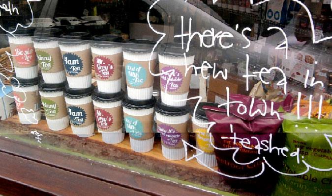 紅茶の本場、イギリスで話題のティーシェッドが日本上陸。