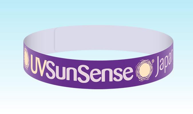 日焼け止め塗り直しのタイミング、ご存じですか?紫外線対策に有効なリストバンド。