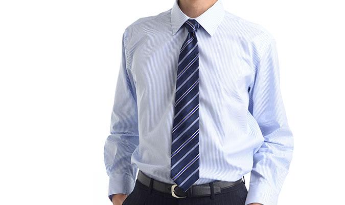 ワイシャツの汗染み対策なら