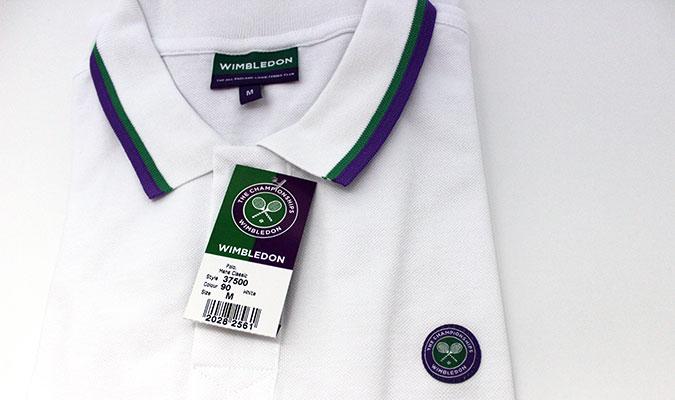 ウィンブルドン2014 ポロシャツ