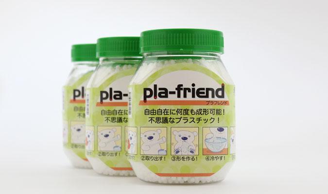 プラスチック粘土