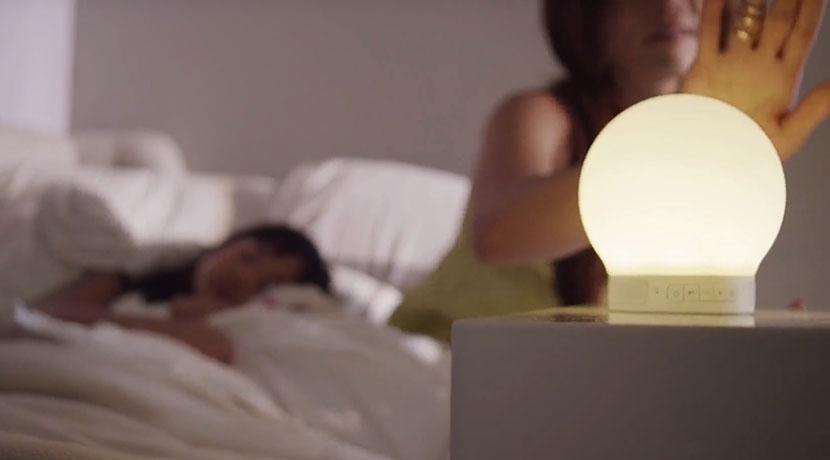 スマートランプ スピーカー(Smart Lamp Speaker)