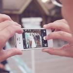 iPhone用カメラリモコン、iphone スナップ リモート(thumbs up)