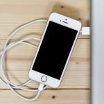 iPhone用充電ステーション ロリオ・ケーブル収納付きLightning用充電ステーション。