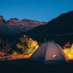空気を入れて使うテント、エアフレームテント FISTRAL ヘイムプラネット