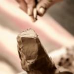 シリコンが素材のシリコン粘土