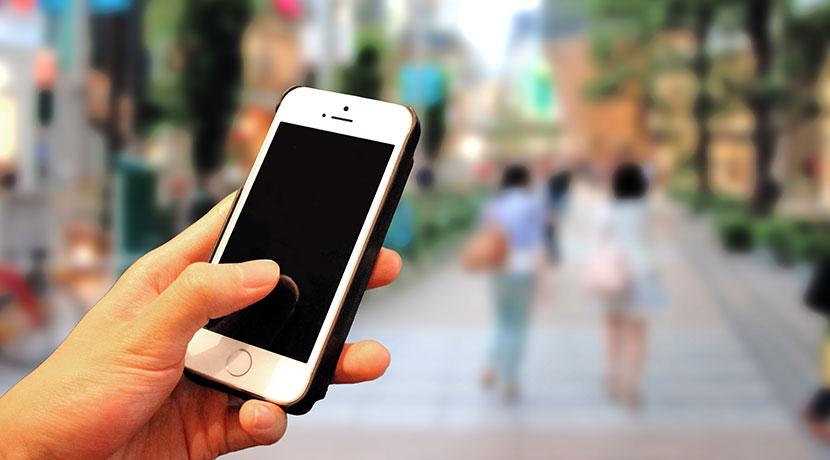 スマートフォン用電磁波防止シール WAVESAFE(ウェーブセーフ)