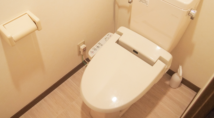 トイレのLED消臭電球(ルミナス)