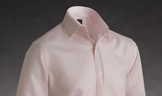 汗だくになっても大丈夫なワイシャツ