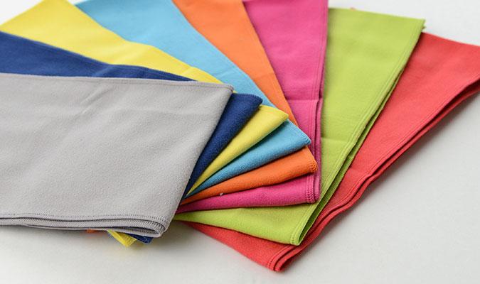 暑さ対策、熱中症対策にCCTの冷感タオル、オリジナルプリントも承ります。