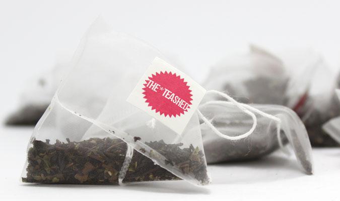 高品質なホールリーフ使用の紅茶 ティーシェッド