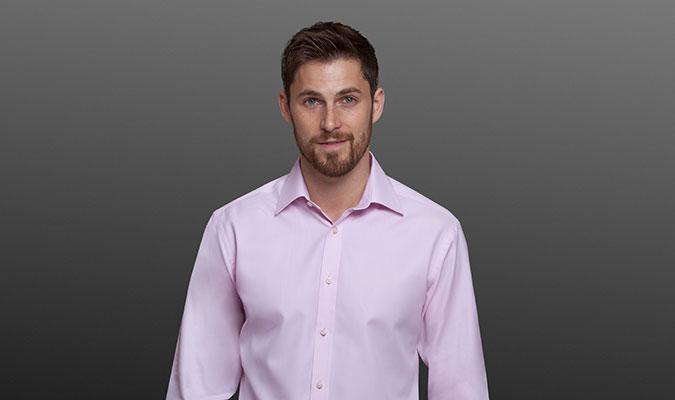 代償性発汗の対策としても喜びの声をいただいている、汗染みしないワイシャツ。