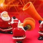 クリスマスプレゼント、サンタクロースからの手紙