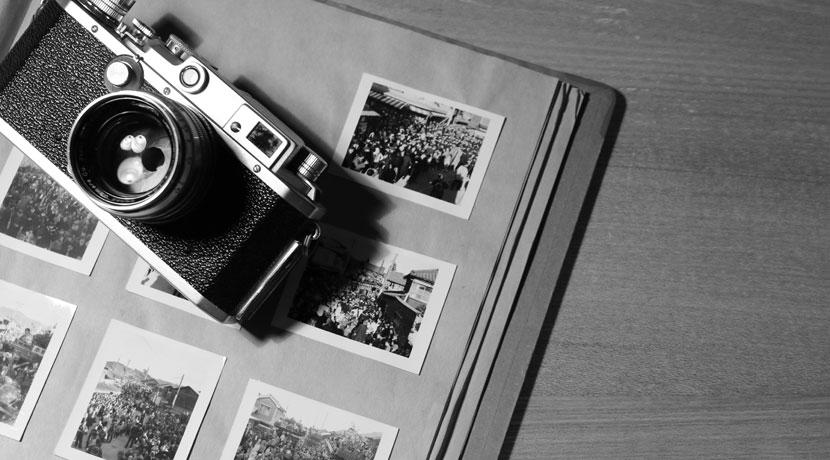 簡単なパソコン操作で、写真集のような上質なフォトブックがわずか2,800円で作れます。