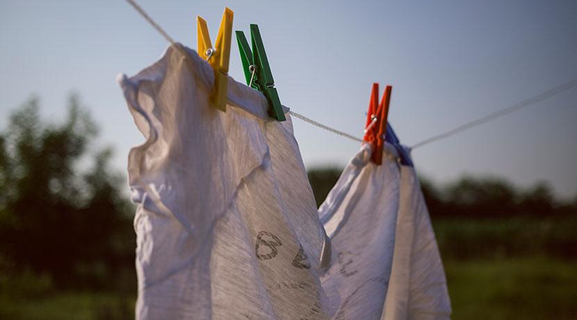 超小型洗濯機が2台目用におすすめ、汚れのヒドイもののためにあると便利。