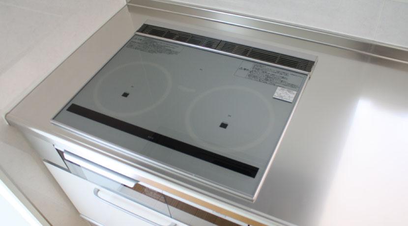 IHで中華鍋が使える!IH対応の熱伝導スタンド付きの中華鍋。
