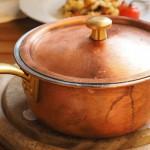 面白い鍋敷き、タンブルトリベット(TOVOLO)。