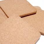 自分で調整できるコルク製のインソール、ヒールアップサポート(モビ)