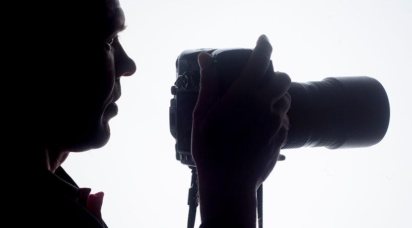 直径5.5mm、内視鏡のような小さなカメラ。