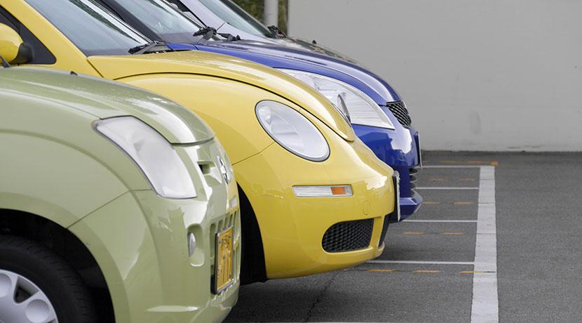 個人の車の貸し借りができる、新しい形のカーシェアサービス。