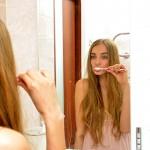 歯磨き用のコップに最適 マグネットコップ