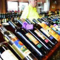 ワインボトルを衝撃から守るためのエアーバッグ、ワインをスーツケースに入れるときにおすすめです。