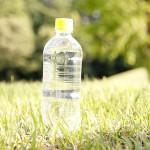 ペットボトルを水筒にできる、おでかけランチくん ペットボトル用2段コップ ベルト付
