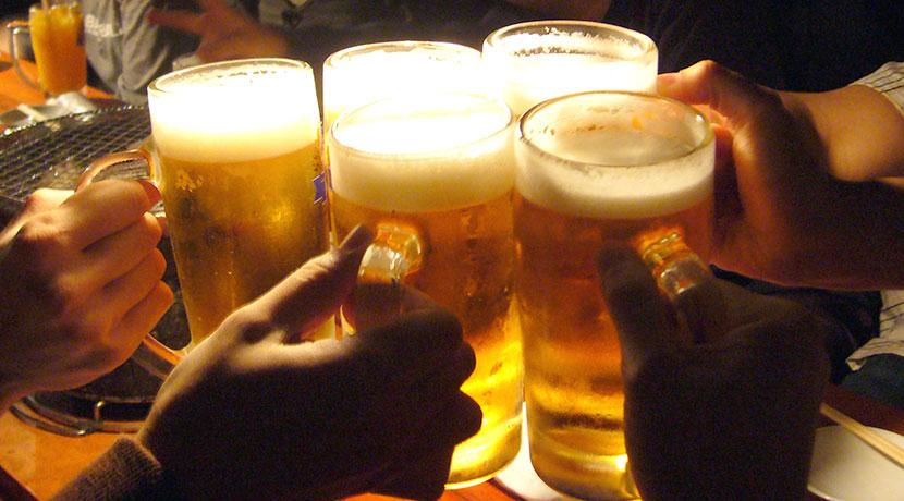 高精度のアルコールチェッカー