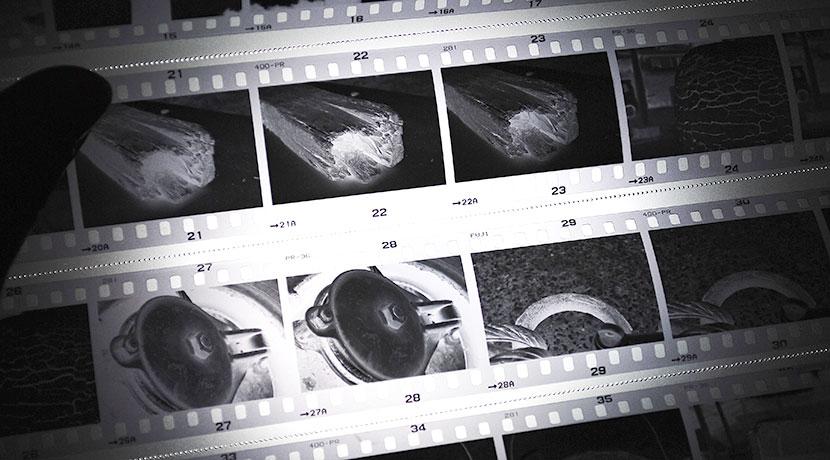 写真フィルムを自宅でデータ化できる、家庭用のフィルムスキャナー。