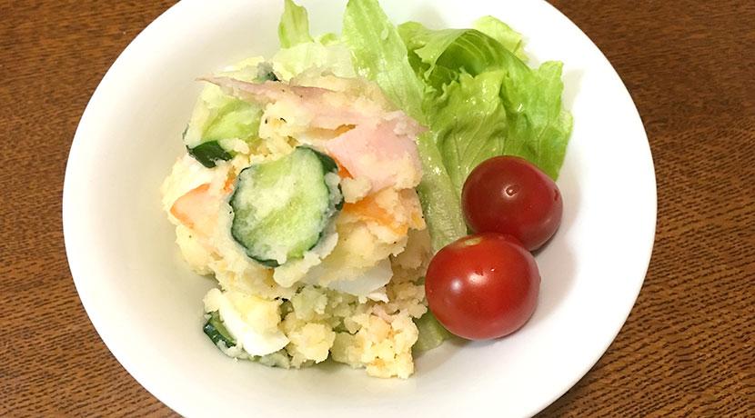 茹で時間の違う食材を、1つの鍋で茹でるための便利なキッチングッズ。
