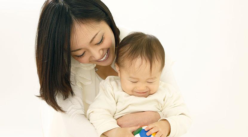 赤ちゃん用散髪器具 パックンカット ER3300P(パナソニック)