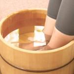 足の冷えない不思議なスリッパ(桐灰化学)