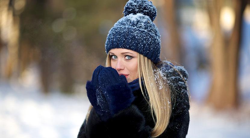 耳の寒さ対策に、ヒーター入りの最強の耳あて。