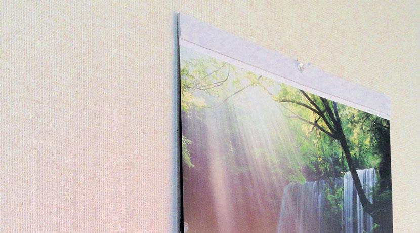 壁に開けたネジ穴が緩くなったときに簡単に補修できる専用パテ。