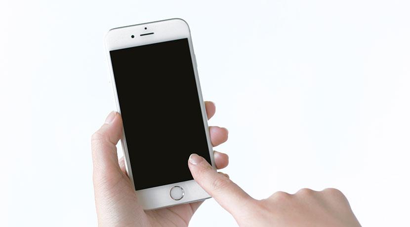 防犯用のリモコン、ボタンを押せば、登録してあるスマホに通知が送れます。