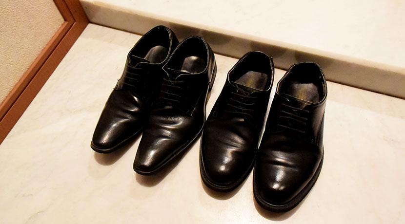 足の臭い対策におすすめ、踏むだけの簡単な足用の除菌消臭剤。