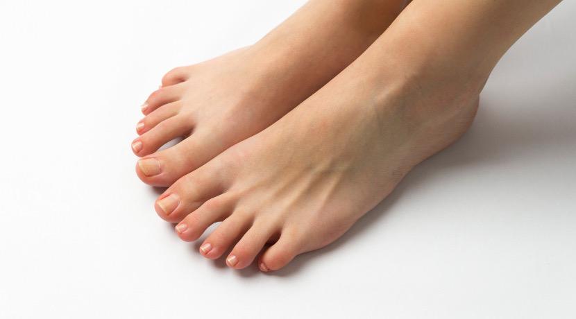 足の指の間を広げて、ブルブル振動させる、リラックスグッズ。