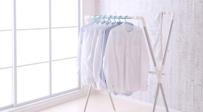 洗濯時の色移りを防ぐためのアイテム。