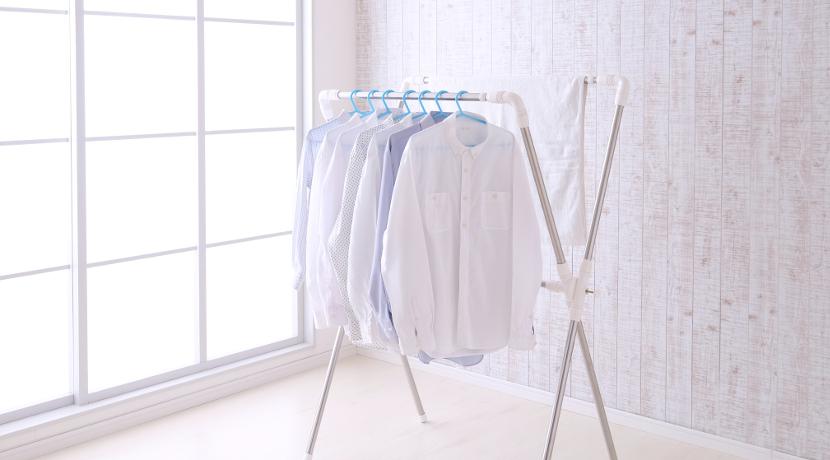 洗剤を使わなくても、洗濯物の汚れを落とせる不思議なアイテム。