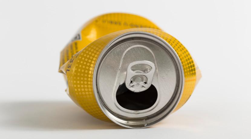 家庭用の空き缶潰し器、小さくて、折り畳み収納もできます。