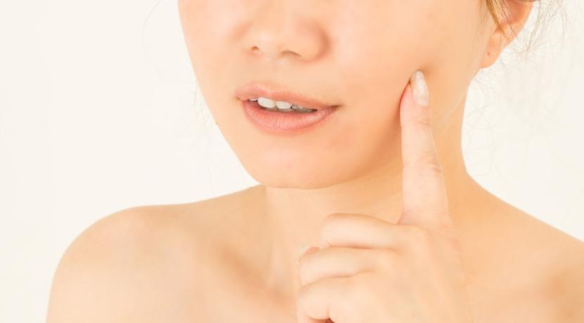 顔の周辺を加湿できる、ユニークな加湿器。