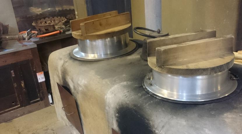 謹製 釜炊き三昧 3合炊き(ウルシヤマ金属)
