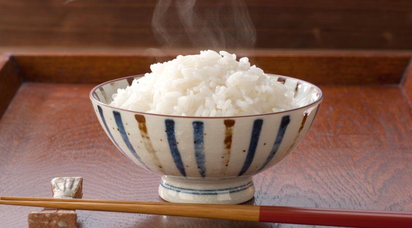 ご飯の保存が美味しくできる容器、水分を調節して美味しいご飯のまま保存ができます。