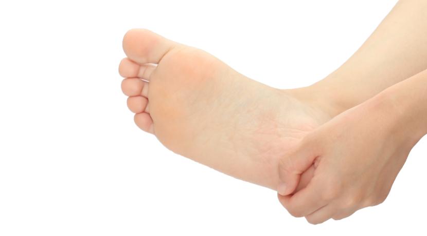 寝るときの足の冷え対策グッズ、磁石の力で血行を改善するバンド。