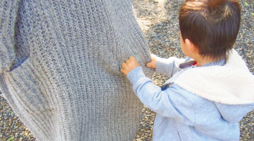 子どもの迷子防止におすすめ、一定以上離れると音と振動で知らせてくれます。